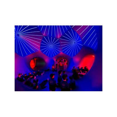 Miracoco Luminarium - Light Installation Hubei