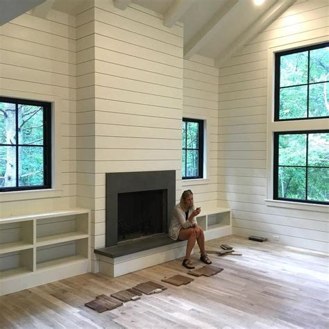 Gas Light Mantles Calgary by Best 25 Shiplap Fireplace Ideas On Fireplace