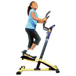Cardio Stepper Exercise Machine