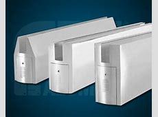 CRL Wet Glaze Glass Door Rail Systems