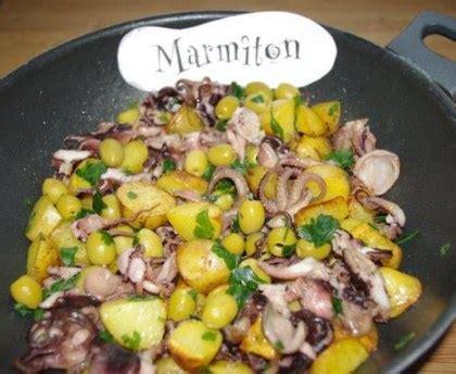 cuisiner le poulpe recettes poulpe à la gallego poulpe de galice recette de poulpe à la gallego poulpe de galice