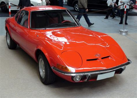 Gm Opel Gt the impact of the opel gt history alley gm authority