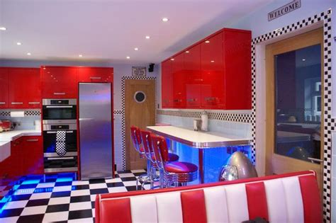 50s kitchen ideas home kitchen 50s diner style thread my very own american diner home decor pinterest