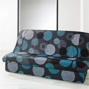 Housse Bz Gris : housse de clic clac bz gris housse de canap chaise ~ Teatrodelosmanantiales.com Idées de Décoration