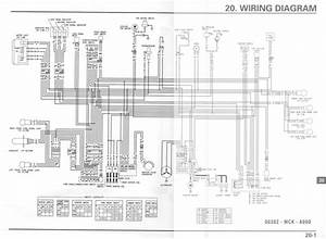 Wiring Diagram 1993 Honda Xr650l  U2022 Wiring Diagram For Free