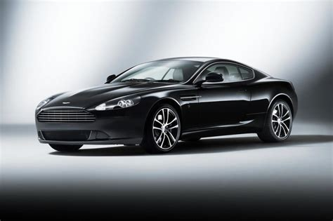 Aston Martin Launches Db9 Morning Frost Carbon Black And