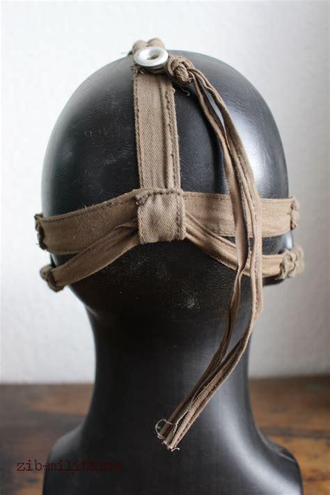 gas mask  zib militariade