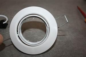Faire le branchement d'un spot avec transformateur 12V et ampoule halogène
