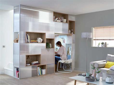 leroy merlin bureau comment réaliser un bureau encastré sous un escalier