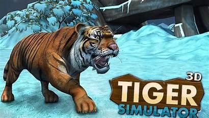 Tiger Simulator 3d Wildlife Gameplay Android