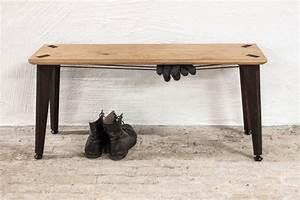 Sitzbank Für Diele : sitzbank rank bench von roon rahn i holzdesignpur ~ Sanjose-hotels-ca.com Haus und Dekorationen