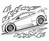Coloring Wheels Printable Cars Race Sheets Wwe Pig sketch template