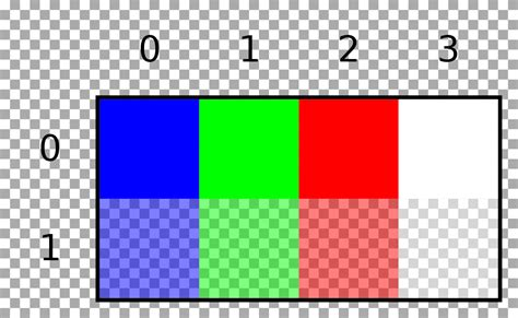 what color for bmp bmp file format