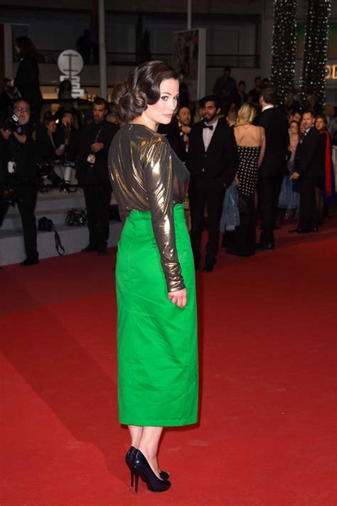 lucie lucas attends    missed  premiere    cannes international film
