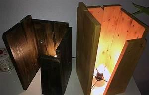 Tischlampe Selber Bauen : tischlampe selber bauen rustikale tischleuchte aus einer ~ Michelbontemps.com Haus und Dekorationen