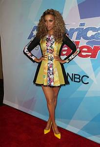 Tyra Banks – America's Got Talent Season 12 Post Show in ...