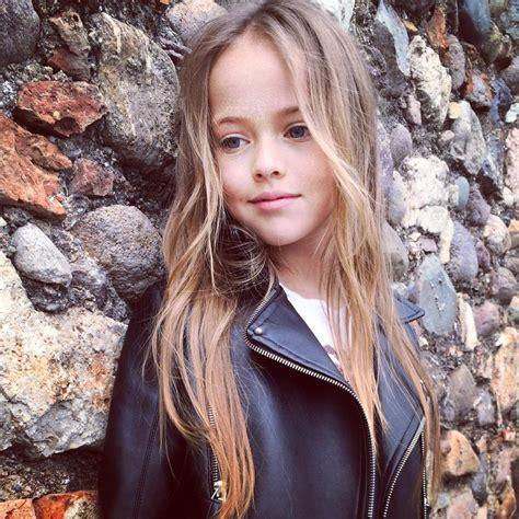 kristina pimenova  youngest supermodel xcitefunnet