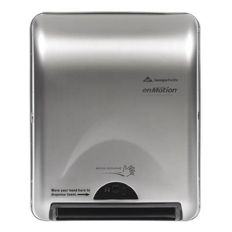 Recessed Automated Touchless Towel Dispenser - Industrial ...