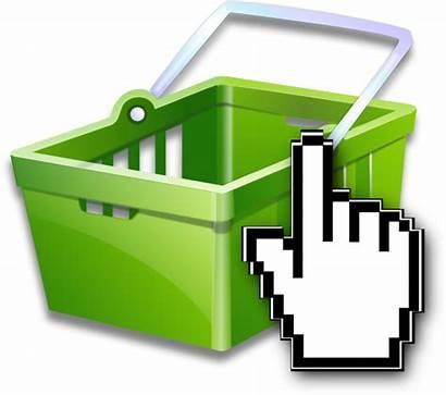 Shopping Basket Clip Clipart Clker Vector