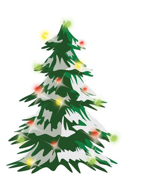 arboles de navidad vectores