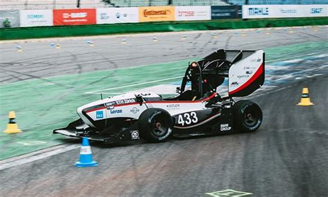 The Tech That Won The First Formula Student Driverless