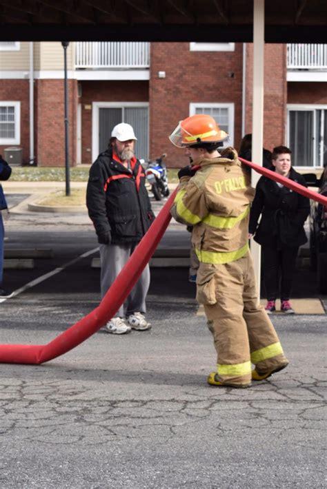 junior firefighters program ofallon fire protection