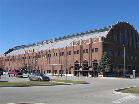 What Is A Field House by Hinkle Fieldhouse