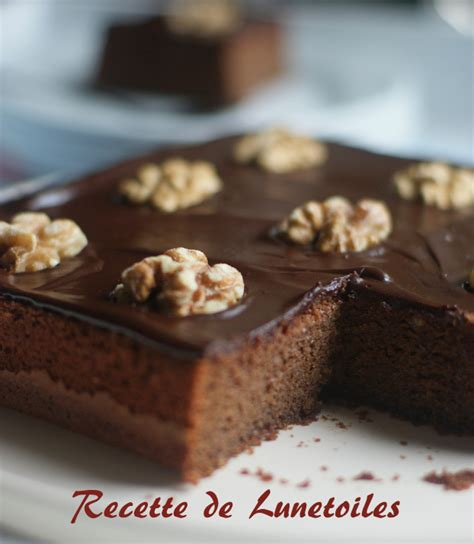 chocolat cuisine gateau moelleux aux amandes et chocolat amour de cuisine