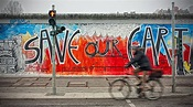 The History Of The East Side Gallery In 1 Minute