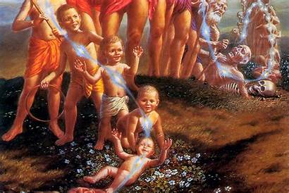 Krishna Soul Reincarnation Changing Gita Bhagavad Bodies