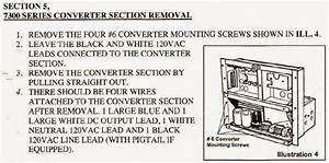 The Interstate Blog  Replacing The Electrical Converter In