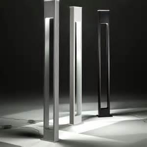 Le Halogène Sur Pied Design note ladaire almalight aluminium anodise ladaire