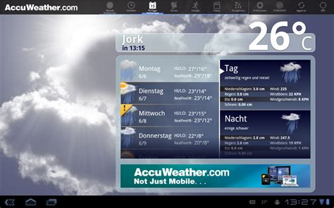 accuweather gadgets for windows 7