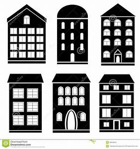 Building Clipart Black And White Many Interesting Cliparts