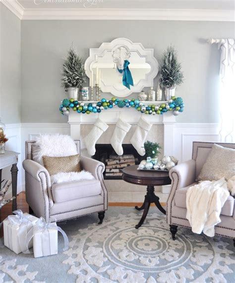 white xmas architecture interior design