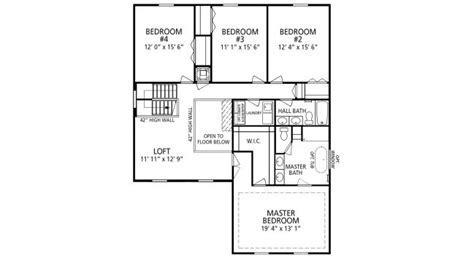 New Home Floorplan Melbourne, FL Baybury   Maronda Homes