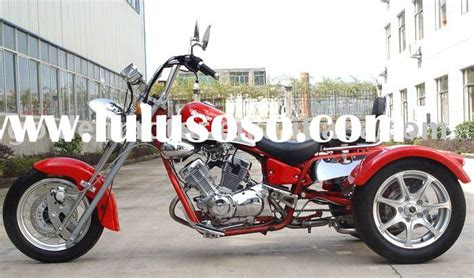 Motorcycle Chopper Trike, Motorcycle Chopper Trike