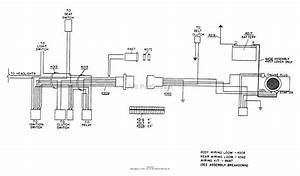 Dixon Ztr 427  1988  Parts Diagram For Wiring Assembly