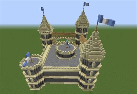 stone castle blueprints  minecraft houses castles towers   grabcraft