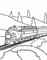 Train Coloring Csx Pages Printable Sheets Getcolorings Colouring Urgent sketch template