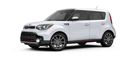 Color Options For All Of The 2018 Kia Soul Trim Levels