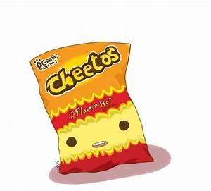 Flamin Hot Cheetos! by MustacheKittah on DeviantArt