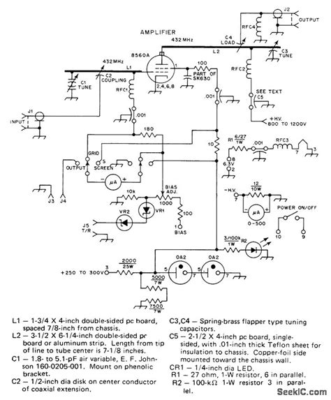Linear For Mhz Basic Circuit Diagram