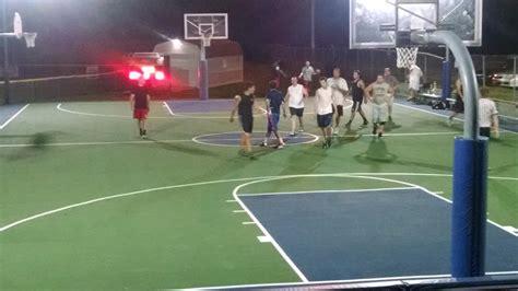 Outdoor Court Lighting Basketball lighting democraciaejustica best method for outdoor basketball court lighting workwithnaturefo
