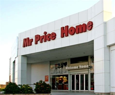 Jlb Architects » Mr Price Home Stores