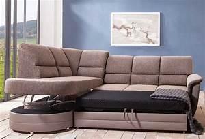 Kleine Schlafcouch Mit Bettkasten : sofa mit bettkasten und schlaffunktion aus nutzschicht 100 prozent polyurethan dass inklusive ~ Bigdaddyawards.com Haus und Dekorationen