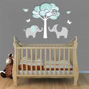 Interior: Creative Baby Nursery Room Decoration Using