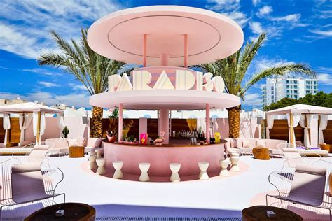 paradiso ibiza art hotel miami deco candy coloured design