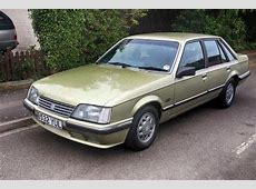 Vauxhall Senator A2 Classic Car Review Honest John