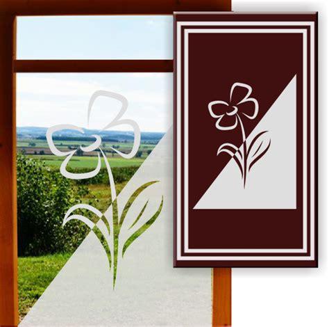 Fensterfolie Sichtschutz Milchglas by Fensterfolie Milchglas
